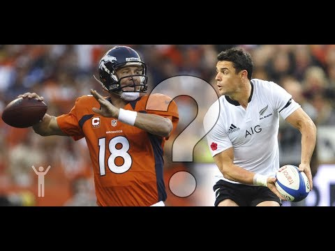 Rugby vs American football ultimate comparison