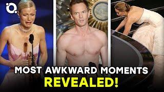 Video Oscars Cringiest Moments Of All Times | ⭐OSSA MP3, 3GP, MP4, WEBM, AVI, FLV Februari 2019