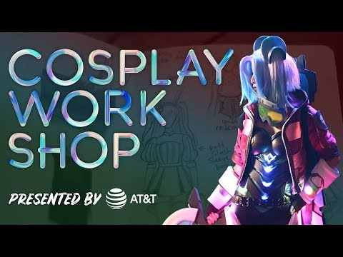 Valor Series Cosplay Workshop Episode 5 [Presented by AT&T]