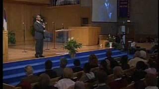 US Senate Chaplain Barry Black Feature