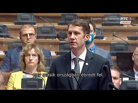 A Koszovóval történő tárgyalások során a békének és a stabilitásnak nincs alternatívája-cover