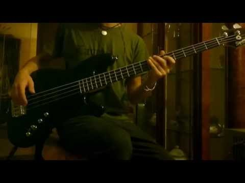 One of these days cover – basso – Pink Floyd – AlbèStrat