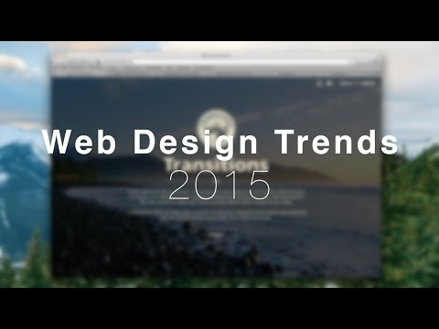 Web Design Trends 2015 – Google's Material Design