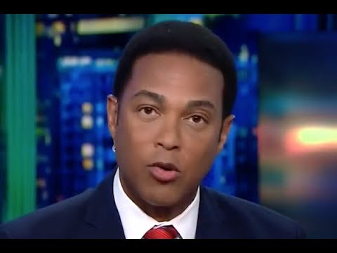 CNN's Don Lemon labels President Trump as