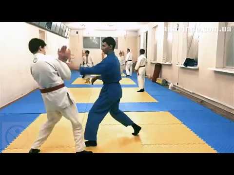 Aikido vs Wing Chun.Спарринги. 17.11.17