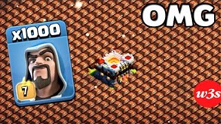 Video 1000 Wizard VS 1000 Skeleton Trap Amyzing Attack GamePlay On COC Private Server MP3, 3GP, MP4, WEBM, AVI, FLV Juli 2017