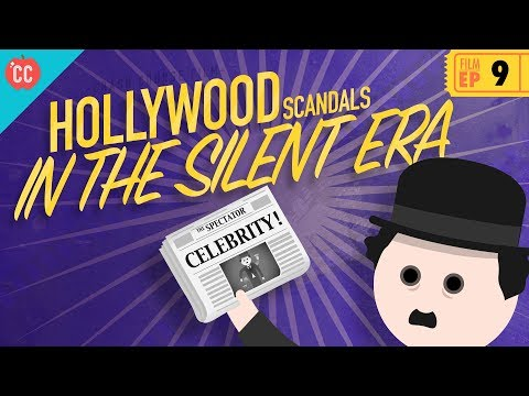 The Silent Era: Crash Course Film History #9