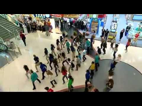 Aéroport danse Surprise