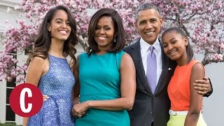 Sasha & Malia Obama's Style Evolution   Cosmopolitan by Cosmopolitan