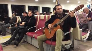 Video guitar man on the ship, Leyenda Asturias on the Ship MP3, 3GP, MP4, WEBM, AVI, FLV September 2018