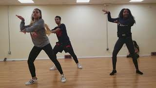 Freaky Friday | Lil Dicky ft. Chris Brown | @Logan_Blak choreography - Chris Brown