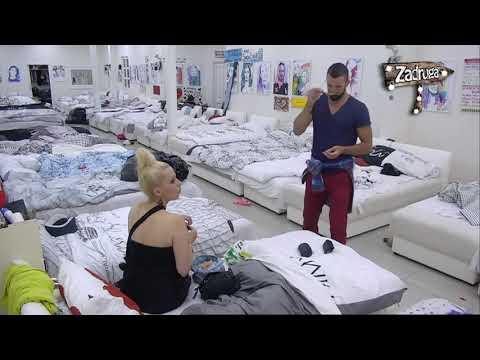 Zadruga 2 - Vladimir pričao o Olji, pa je nazvao bednicom- 19.09.2018.