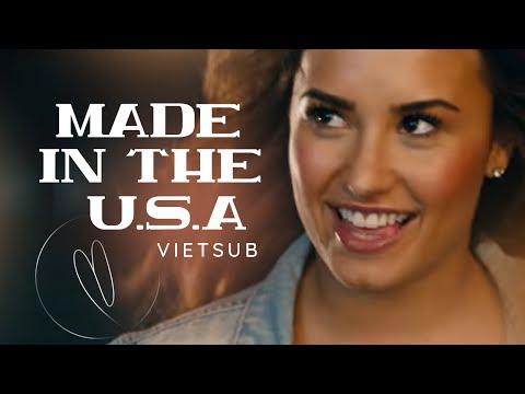 [Vietsub, Lyric] Made in the USA - Demi Lovato