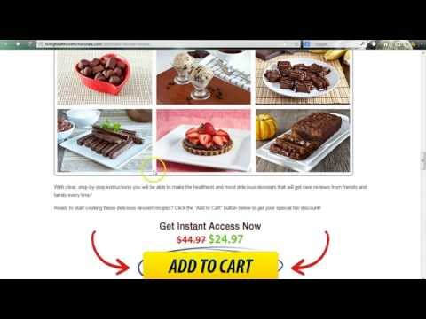 Gluten Free Desserts – Good Ebook For Diabetics And People Who Want To Live Healthy Lifestyle