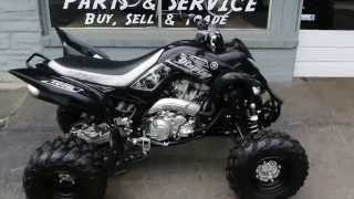 8. 2011 Yamaha Raptor 700R Black Metallic Special Edition ATV   $199 Shipping