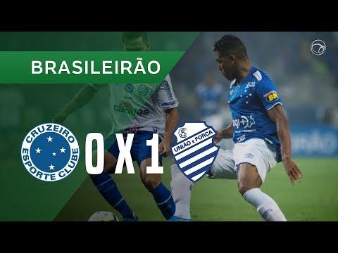 Cruzeiro 0-1 CSA (Campeonato Brasileiro 2019) (Hig...