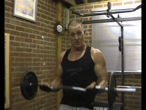 bicepcurls - This video is to help people who have hit the wall when training biceps. It shows how to get the most out of doing 21's even when the biceps are fatiuged. Yo...