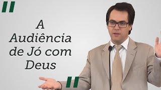 """""""A Audiência de Jó com Deus"""" - Leandro Lima"""