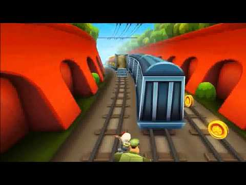Ipro Subway Surfers - Launch Trailer.wmv