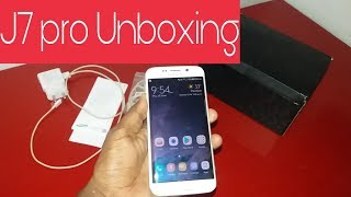 Hello friends in this videos i show you the imagination unboxing of samsung galaxy j7 pro hope you enjoy Please like , comment , share and Subscribe our chan...