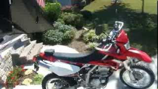 10. 2009 KLX250s review