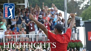 Tour Championship - Ronda Final Tiger Woods