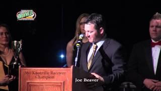 Knoxville Raceway Joe Beaver 360 Champion