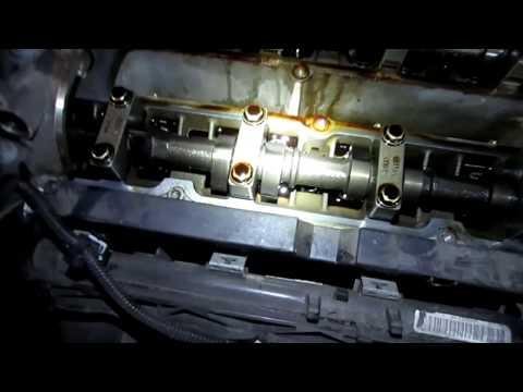 Прокладка на клапанную крышку форд фокус 2 1.8 фотка