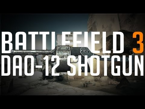 Live - DAO-12 Semi-Automatic Shotgun!
