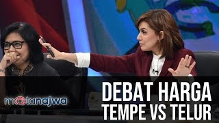 Download Video Mata Najwa - Satu atau Dua: Debat Harga Tempe vs Telur (Part 6) MP3 3GP MP4