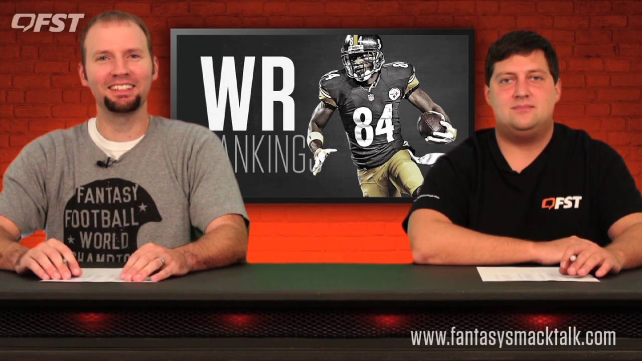 Fantasy Football Week 6 Player Rankings thumbnail