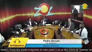 Pedro Sevcec comenta el asesinato del policía Óscar Pérez en Venezuela