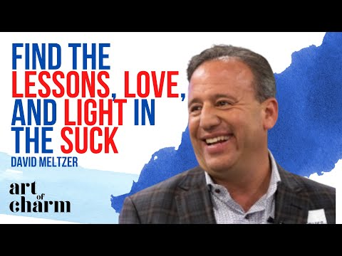 David Meltzer | How to Buy Happiness by Shopping for the RIGHT Things | Art of Charm Podcast #841
