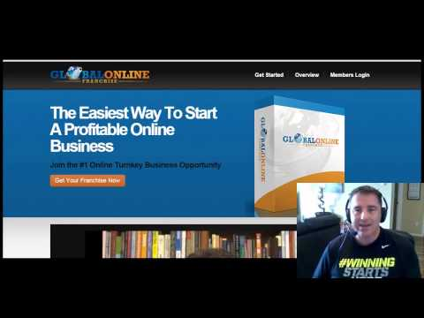 Global Online Franchise work from home job 2015 review – Best home based business idea online