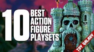 Video Top 10 Best Action Figure Playsets - List Show #58 MP3, 3GP, MP4, WEBM, AVI, FLV Juli 2018