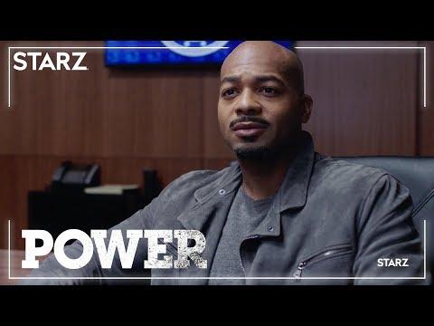 R.I.P. Terry Silver   Power Season 5   STARZ