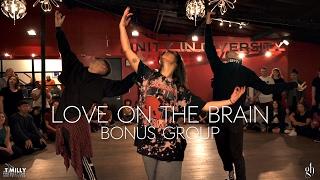 Video Rihanna - Love On The Brain [BONUS GROUP] Choreography by @GalenHooks - Filmed by @TimMilgram MP3, 3GP, MP4, WEBM, AVI, FLV April 2018
