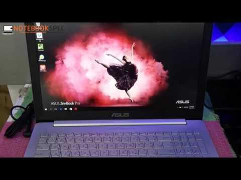 ต้องร้องโอ้ววว!!! แกะกล่อง ASUS Zenbook Pro UX501JW โน้ตบุ๊คจอ 4K // GTX960M
