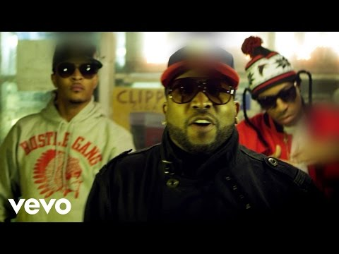Big Boi feat. T.I., Ludacris – In The A