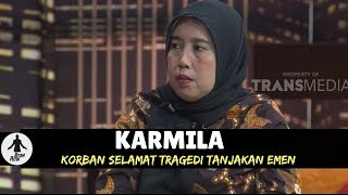 Video KARMILA, KORBAN SELAMAT TRAGEDI TANJAKAN EMEN | HITAM PUTIH (15/02/18) 2-4 MP3, 3GP, MP4, WEBM, AVI, FLV November 2018