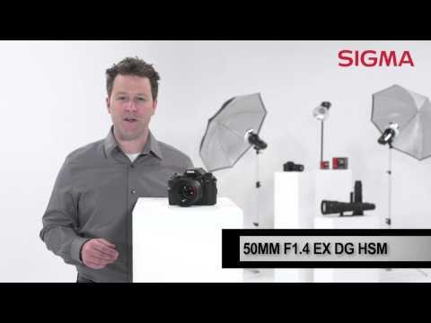 The Sigma 50mm F1.4 EX DG HSM