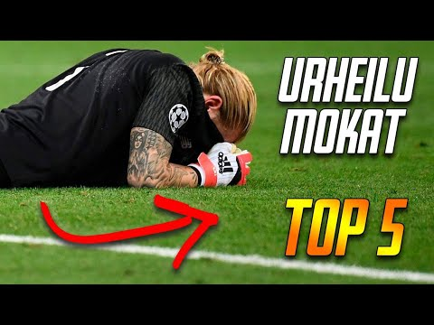 TOP 5 URHEILU MOKAT!!