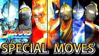 Video Ultraman FER - Special Moves ( ULTRAMAN ) 1080p HD MP3, 3GP, MP4, WEBM, AVI, FLV Oktober 2018