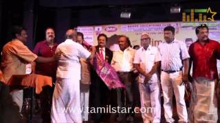 Veteran Actor SSR Award Function