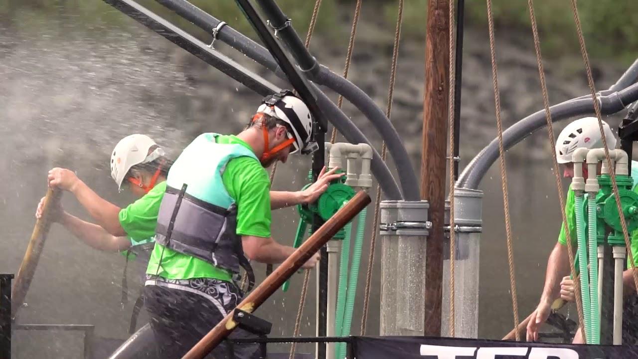 TEPfactor Water CUP - týmový souboj na vodě.