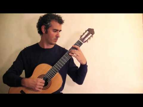 cappelli - Cristiano Poli Cappelli plays La Catedral by Augustin Barrios Mangore Original version in three movements: preludio saudade, andante religioso, allegro solen...