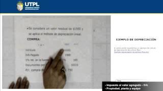 UTPL IMPUESTO AL VALOR AGREGADO IVA PROPIEDAD PLANTA Y EQUIPO [(CONT. Y AUD.)(CONT. GEN. II)]