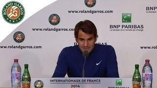 R.Federer def. Ds.Schwartzman 6-3, 6-4, 6-4 DISCOVER our Roland Garros Channel:http://www.youtube.com/rolandgarros...