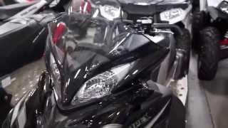 8. 2013 Yamaha Apex SE
