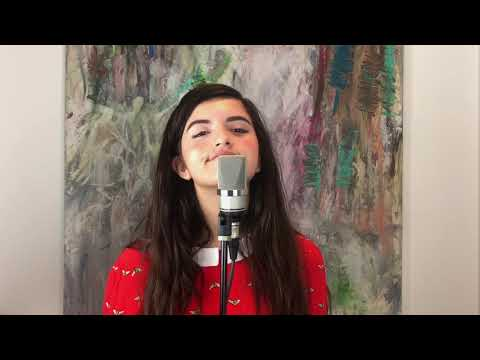 Angelina Jordan - Acoustic Cover - Can't Take My Eyes Off You - Frankie Valli